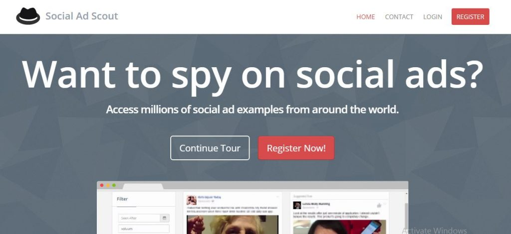 20 Best Facebook Ads Spy Tools 1