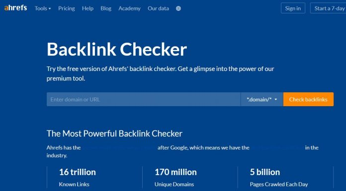 20 Best Backlink Checker Tool 1