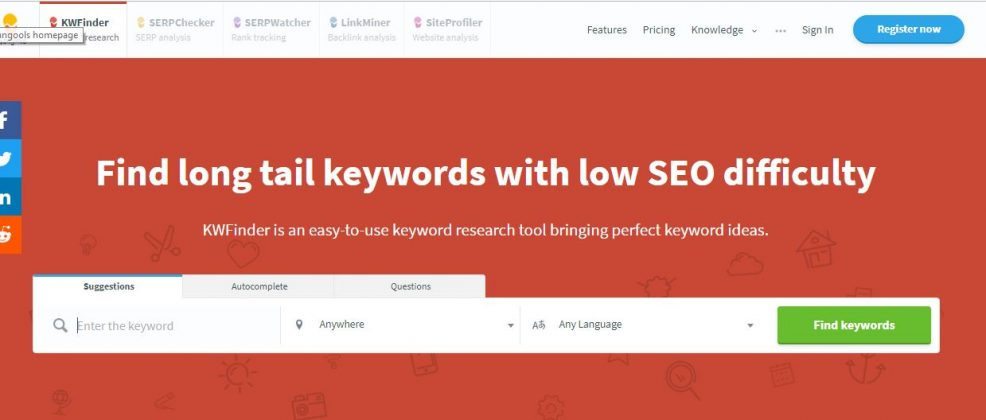 20+ Best SEO Software And Tools Used By Expert In 2020 11