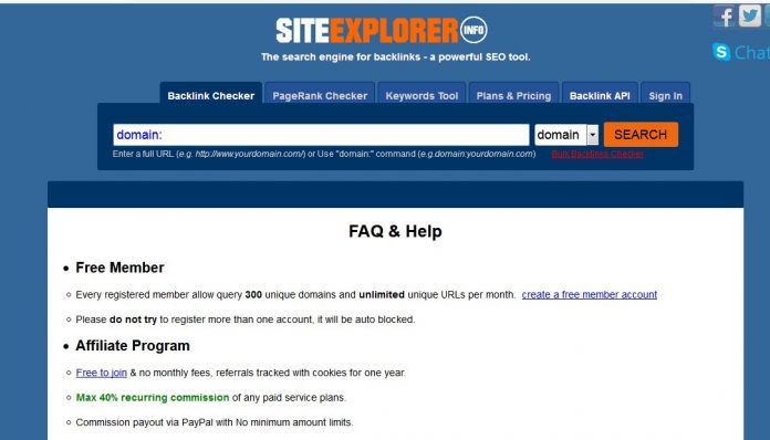 20 Best Backlink Checker Tool 11
