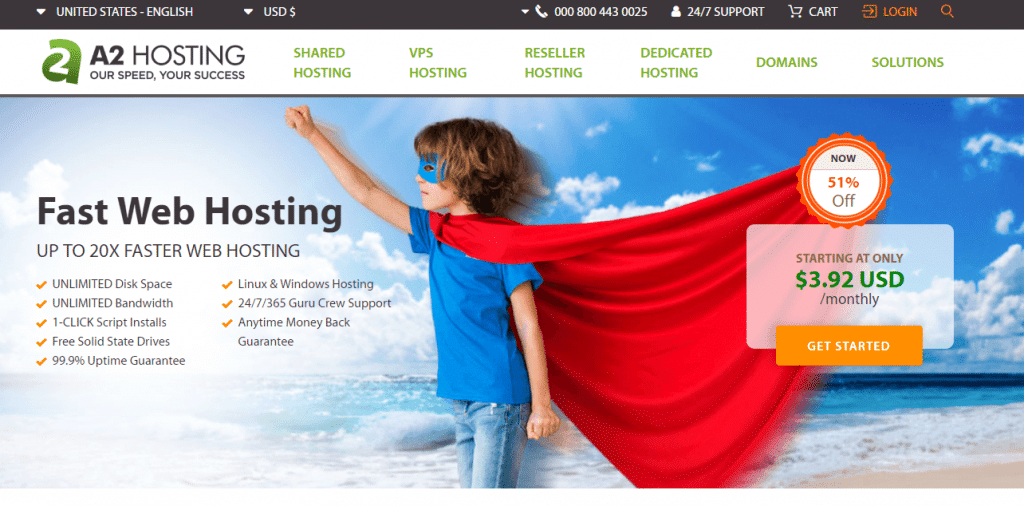 Best Web Hosting Providers in 2020 4