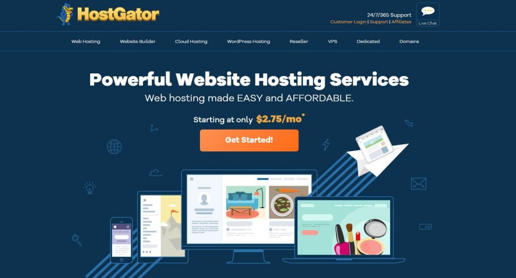 Best Web Hosting Providers in 2020 7