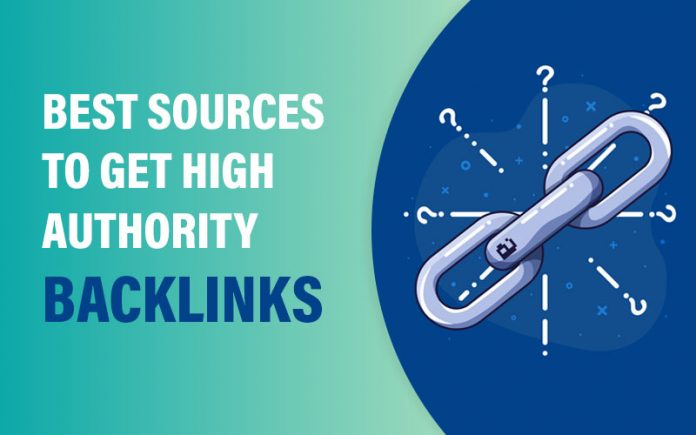 Best Sources To Get High Authority DoFollow Backlinks